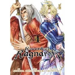Record of Ragnarok vol. 4