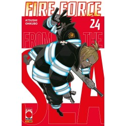 Fire Force vol. 24