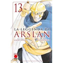La Leggenda di Arslan vol. 13