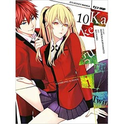 Kakegurui Twin vol. 10