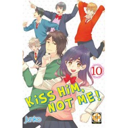Kiss Him, Not Me! vol.10