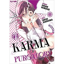 Karma of Purgatory vol. 4