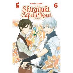 Shirayuki dai Capelli Rossi...