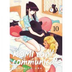 Komi Can't Communicate vol. 10