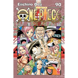 One Piece New Edition vol. 90