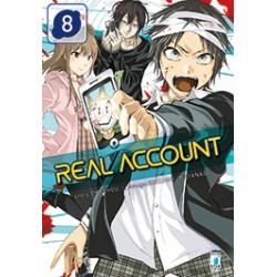 Real Account vol. 8