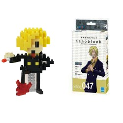 Nanoblock One Piece - Sanji