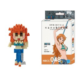 Nanoblock One Piece - Nami
