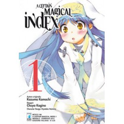 A Certain Magical Index vol. 1