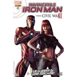 Invincibile Iron Man vol. 5...
