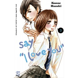 Say I Love You vol. 3