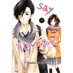 Say I Love You vol. 12
