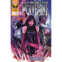 Alla Ricerca di Wolverine...