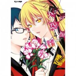 Kakegurui Twin vol. 4