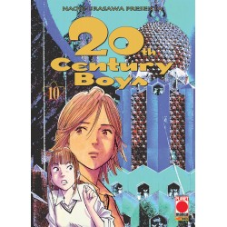 20th Century Boys vol. 10 -...