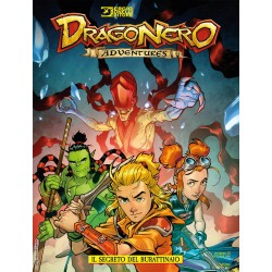 Dragonero Adventures vol....