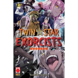 Twin Star Exorcists vol.17
