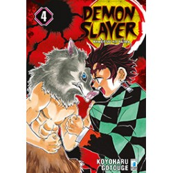 Demon Slayer vol. 4