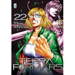 Terra Formars vol. 22