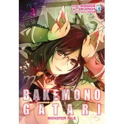Bakemonogatari vol. 3
