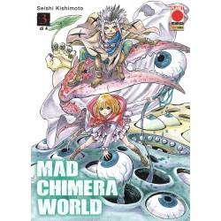 Mad Chimera World vol. 3...