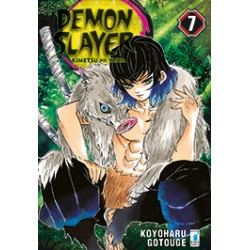 Demon Slayer vol. 7