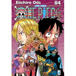One Piece New Edition vol. 84